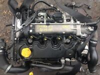VAUXHALL/OPEL ZAFIRA, 1.9CDTi 8v, 120BHP, 2007, Z19 DT, ENGINE, FOR SALE
