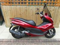 Beautiful Exceptionally Low Mileage Honda Scooter For Sale
