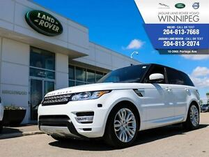 2016 Land Rover Range Rover Sport V8 SuperCharged *AMAZING OFFER