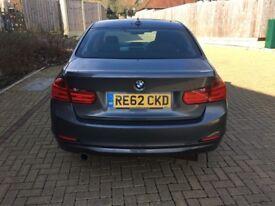 2012 BMW 320D MANUAL 135K FULL HISTORY 2 KEYS