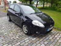 FIAT GRANDE PUNTO 1.2 Active 5dr (black) 2008
