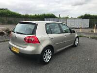 2004(54)Volkswagen Golf 2.0 GT TDI Automatic Fully Loaded 140BHP FSH + Not Audi A3 A4 Seat