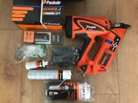 Paslode im360 nail gun kit- brand new