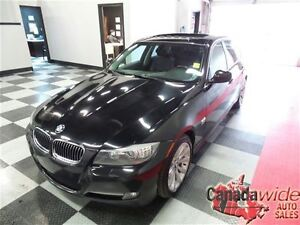 2009 BMW 335i i xDrive/LEATHER/SUNROOF Edmonton Edmonton Area image 2