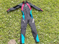 Ladies Circle One full length wetsuit Med/Tall