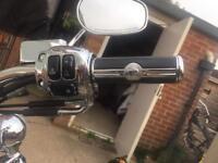 Harley Davidson FLSTN Deluxe