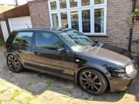 VW GOLF 1.8 Turbo, MOT up to NOV 2018