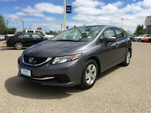2015 Honda Civic LX *Backup Camera* *Heated Cloth*