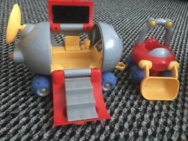 Happyland Robot & Space set