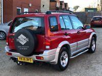 Suzuki Grand Vitara 4X4 low miles