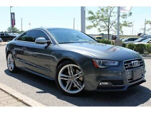 2016 Audi S5 3.0T Technik + Backup Cam | Navigation System