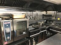 Fully Equipped Commercial Kitchen for Hire in Edinburgh - Hourly/Daily Hire. Best rates!