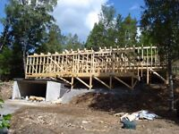 Joinery, house extension, loft conversion, barns conversion, block work, plastering, roofing