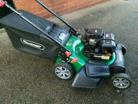 Qualcast self propelled petrol lawnmower