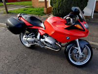 ---BMW R 1100 S---Great BMW bike 2999 ONO