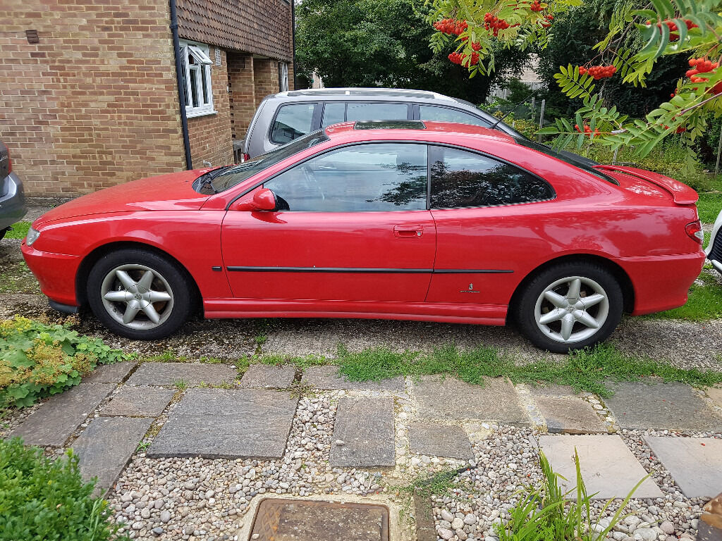 peugeot 406 coupe 3 0 v6 in liss hampshire gumtree. Black Bedroom Furniture Sets. Home Design Ideas