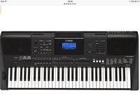 Yamaha PSR E453 six weeks old