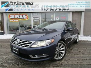 2013 Volkswagen CC HIGHLINE-CAMERA-LEATHER