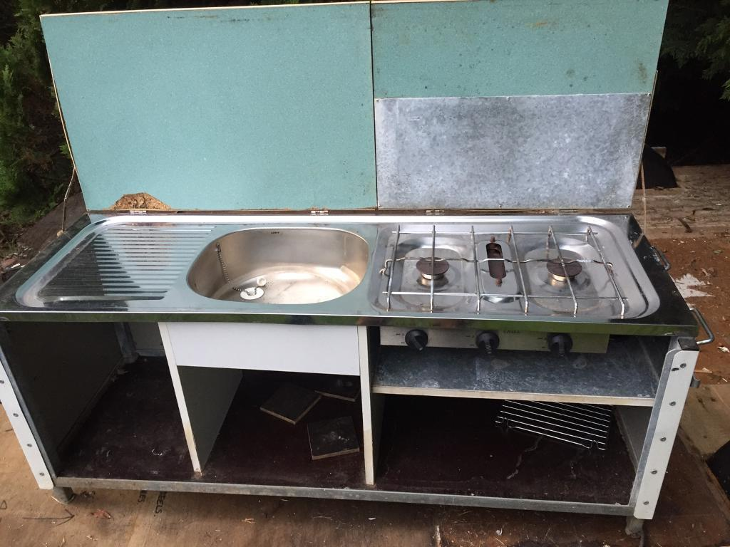 Sunncamp trailer tent kitchen unit | in Great Yarmouth, Norfolk ...
