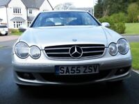 Mercedes CLK220 CDi For Sale