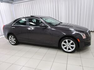 2014 Cadillac ATS 4 AWD 2.0T TURBO LUXURY SEDAN
