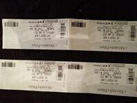 Fat Freddy Drop - x4 tickets for 3 June