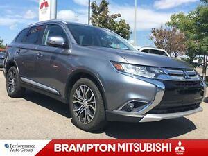 2016 Mitsubishi Outlander SE TOURING (ONE OWNER! SUNROOF)