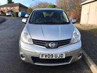 Nissan Note 1.5 DCI , 2009, Diesel , Full Service History