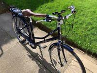 "Pendleton Somerby Electric Hybrid Bike - 19"" inch Frame"