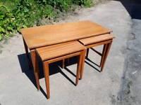 Coffee Table Nest Vintage