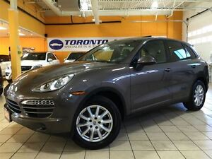 2012 Porsche Cayenne ACCIDENT FREE+LOW K'M+NAVIGATION+PARKING AI