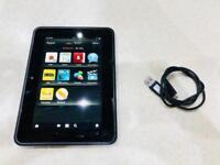 "Amazon Kindle Fire HD (X43Z60, 16GB, WiFi , 7"" Black Tablet"