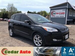 2014 Ford Escape Titanium Loaded