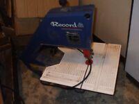 RECORD BANDSAW