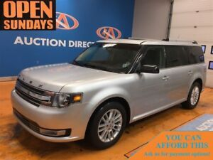 2013 Ford Flex SEL AWD! LEATHER! 4 SUNROOFS! 7 PASS!
