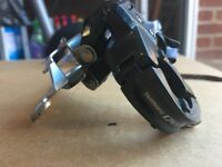 Shimano Deore 3X9 Front mech, good condition.
