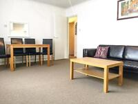 ONE BED FLAT ISLEWORTH TRAINS TO CLAPHAM JCTN & WATERLOO 25 MINS £1200 PM