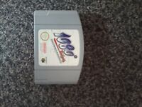 Snowboard 1080 Degree for N64