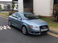 GRAB A BARGAIN** 2006 Audi A4 2.0 TDI S-LINE 5DR TOP SPEC EXTRAS 114k F.S.H