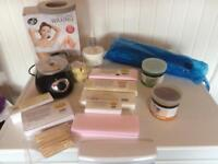 Waxing kit bundle