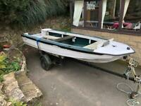 14ft Dory type Boat