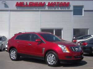 2014 Cadillac SRX AWD LUXURY / NAVI / B.CAM / SUNROOF / LEATHER