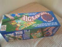 Jigsaw cloth