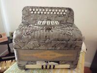 sonola accordion good condition quick sale!