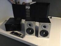 Yamaha CRX550 CD DAB DAB plus FM IPOD micro hifi system