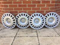 Mk5 Astra Steel Wheel Trims 15 inch