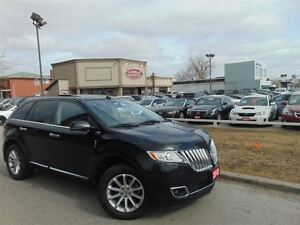 2013 Lincoln MKX NAVI-CAMERA-DVD- NO ACCIDENT