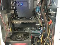 Intel DX58SO motherboard 12Gb DDR3 1600mhz RAM GTX 260 + other bits