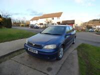 Vauxhall Astra 1.6 Comfort LPG (Factory Fitted) **Reduced Car Tax**