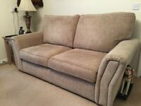 2 Seater SofaBed Sofa Settee Couch by Paul Adams. Immaculate Condition.